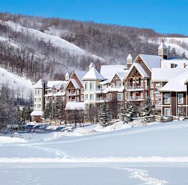 Blue Mountain Resort value Cenium relationship