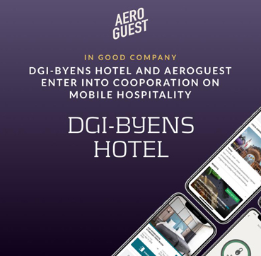 Partnership with AeroGuest